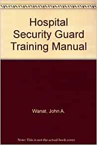 security guards training manual in the philippines