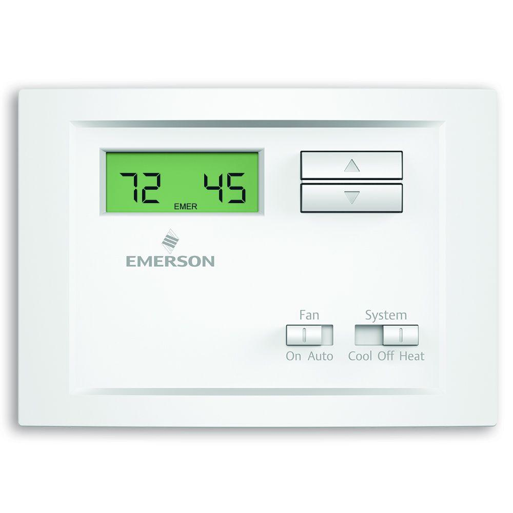 2 wire noma thermostat manual