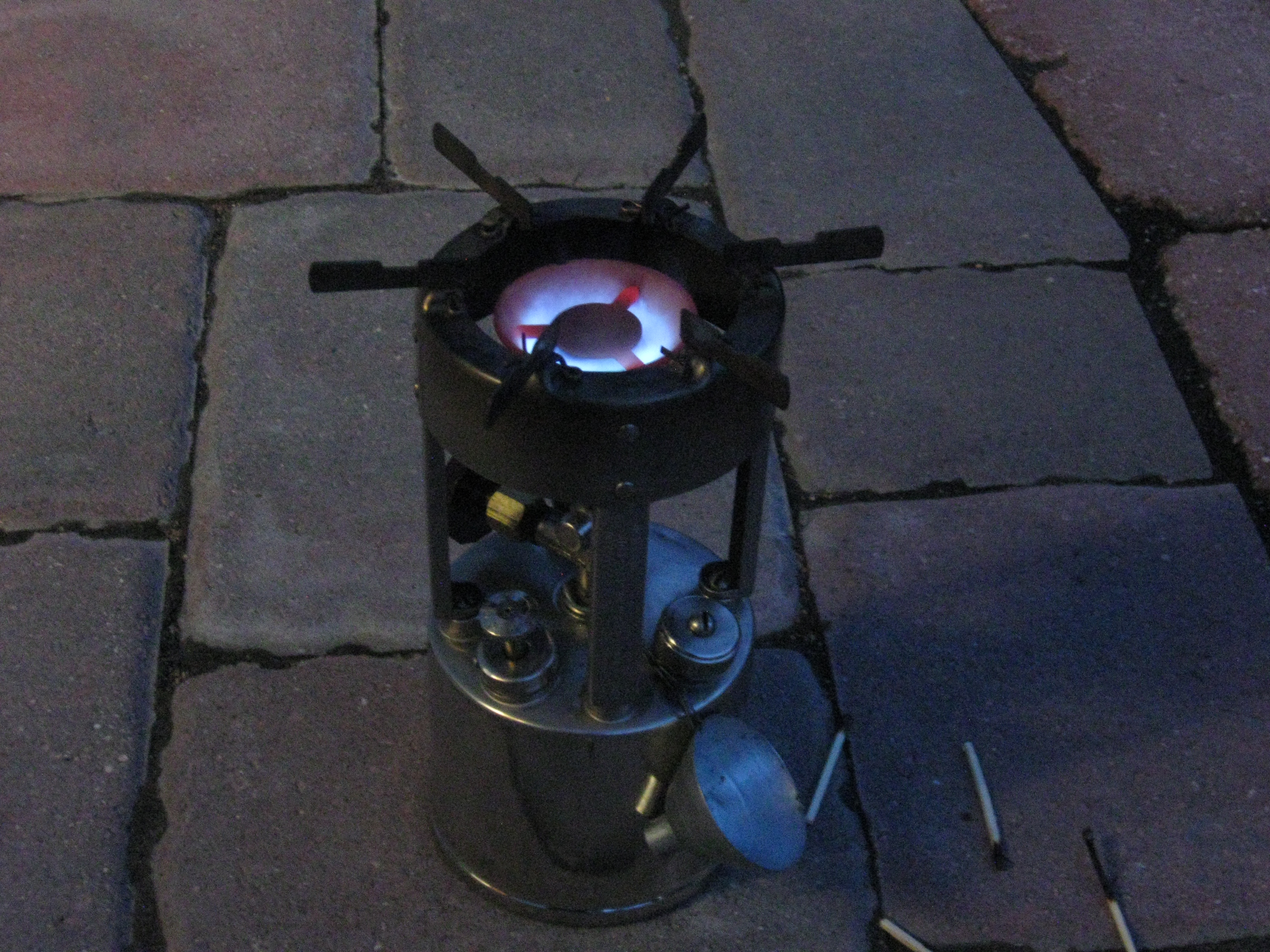 coleman 530 pocket stove manual