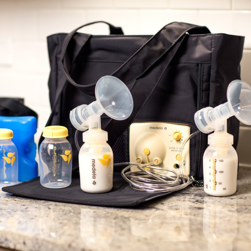 medela pump in style advanced on-the-go tote breast pump manual
