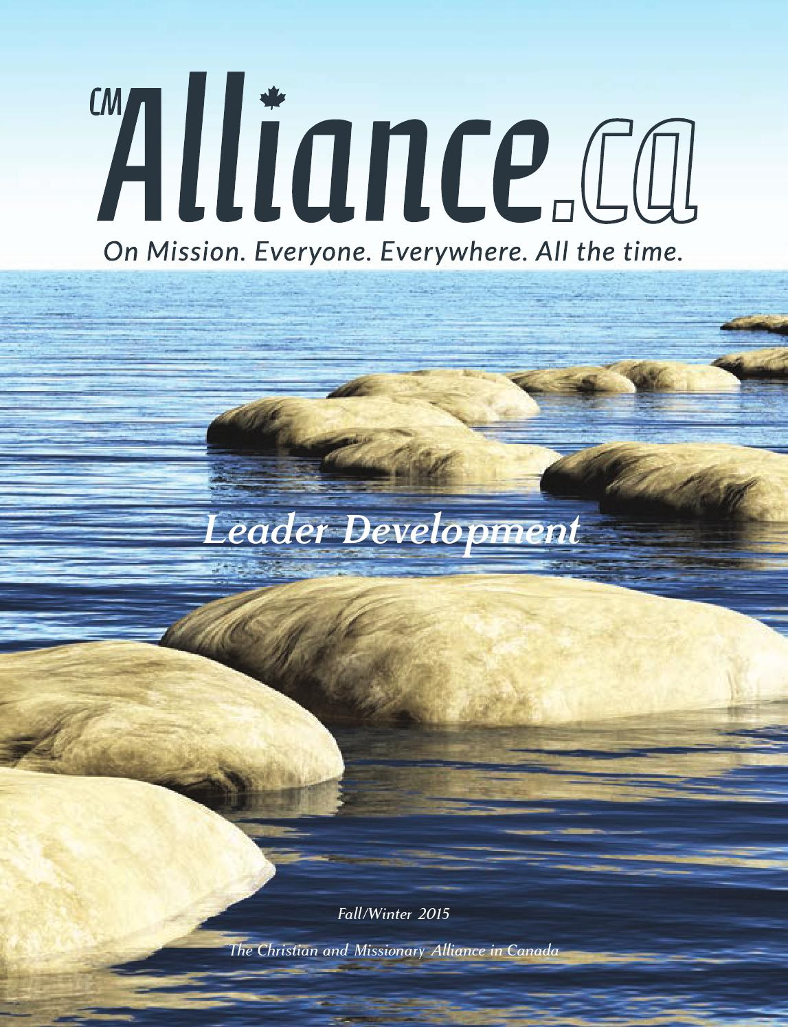christian and missionary alliance canada manual