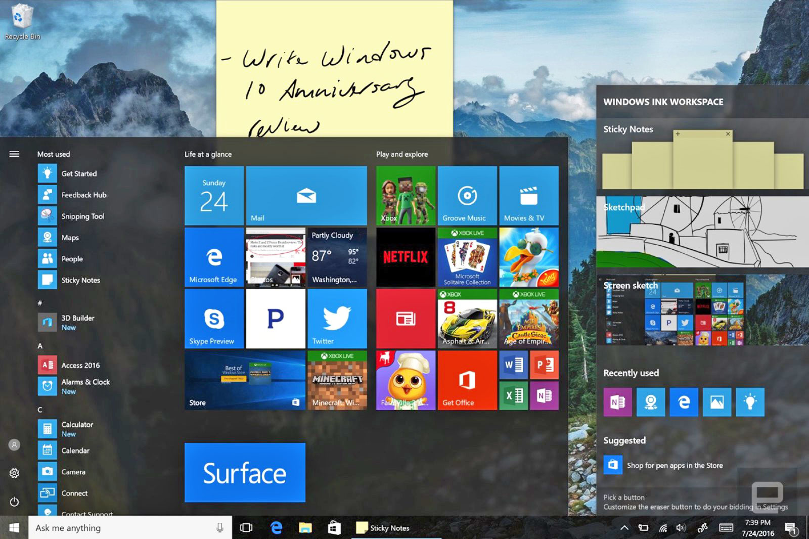 windows 8.1 manually update apps
