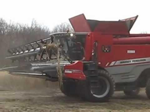 massey ferguson 540 combine manual