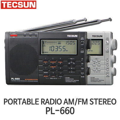 tecsun pl-660 portable manual