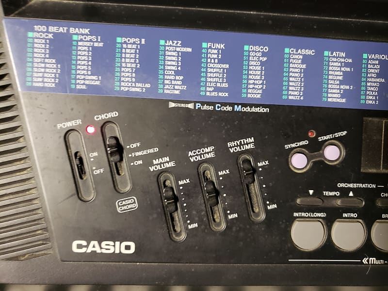casio tonebank ct-700 manual