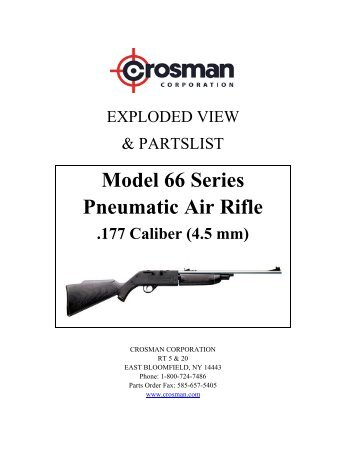 crosman 760 air rifle manual