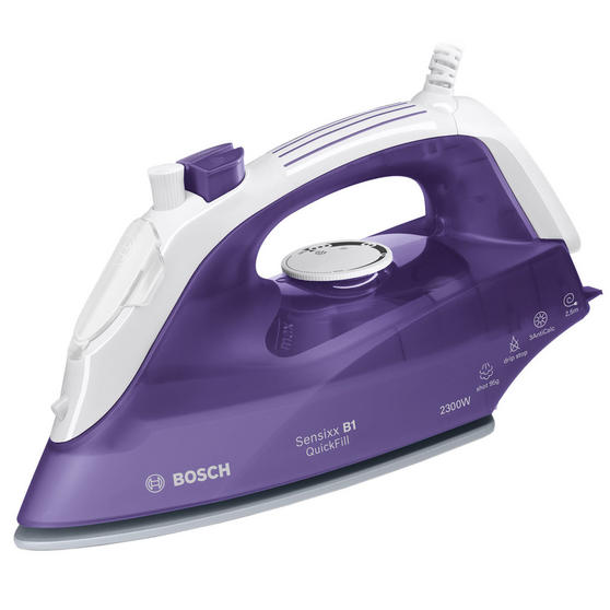 easy home steam iron manual