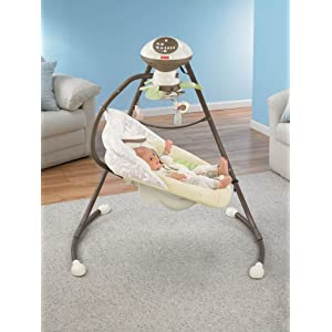fisher-price snugabunny cradle n swing with smart swing technology manual