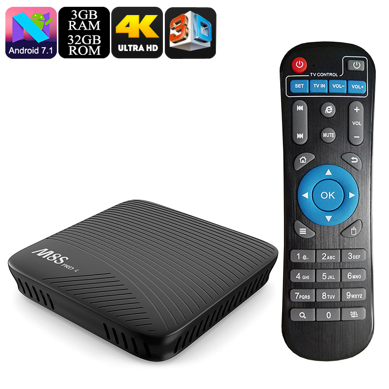 m8s pro android tv box manual