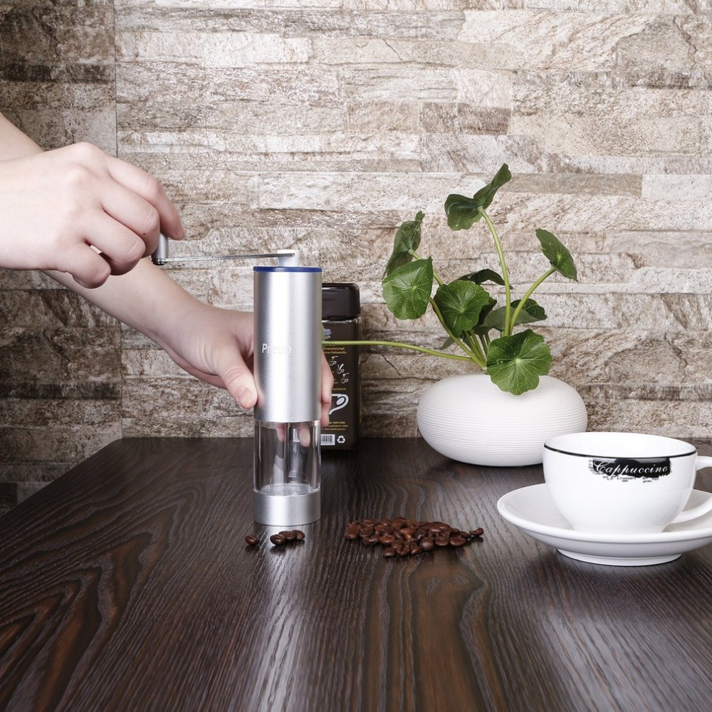 manual conical burr coffee grinder reviews
