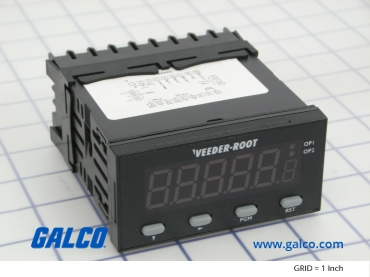 veeder root counter rate manual