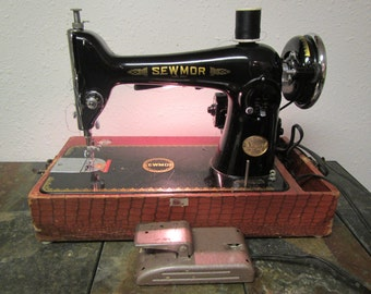 white sewing machine model 565 manual on line